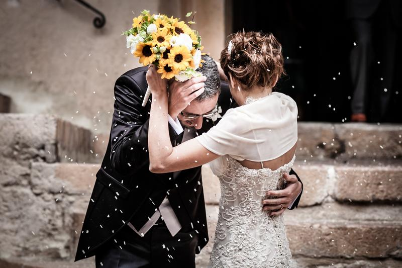 riso al matrimonio
