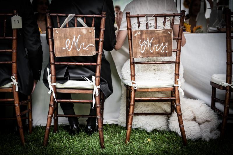 dettagli di matrimonio