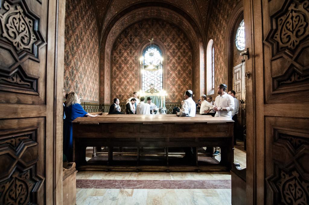 synagogue tuscany