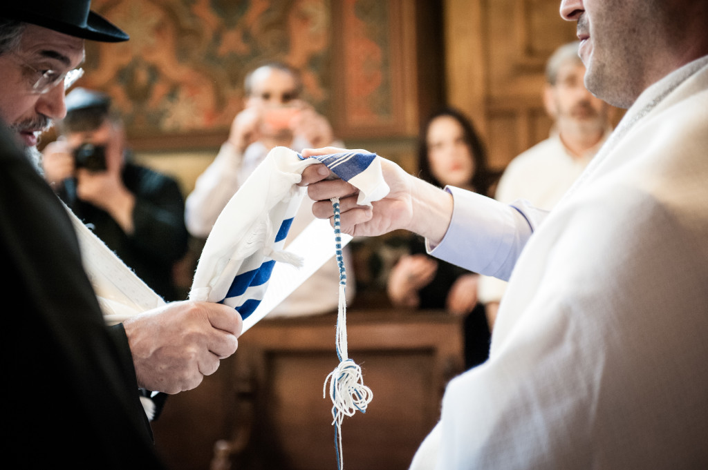 jewish wedding in italy