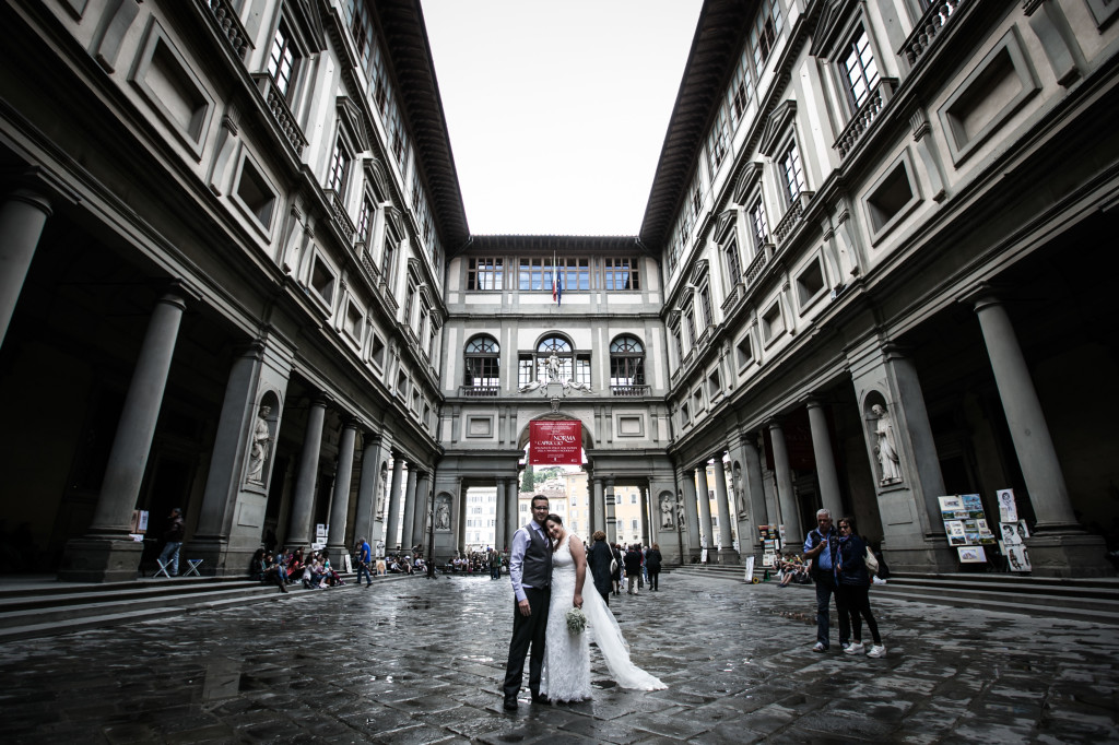 uffizzi wedding